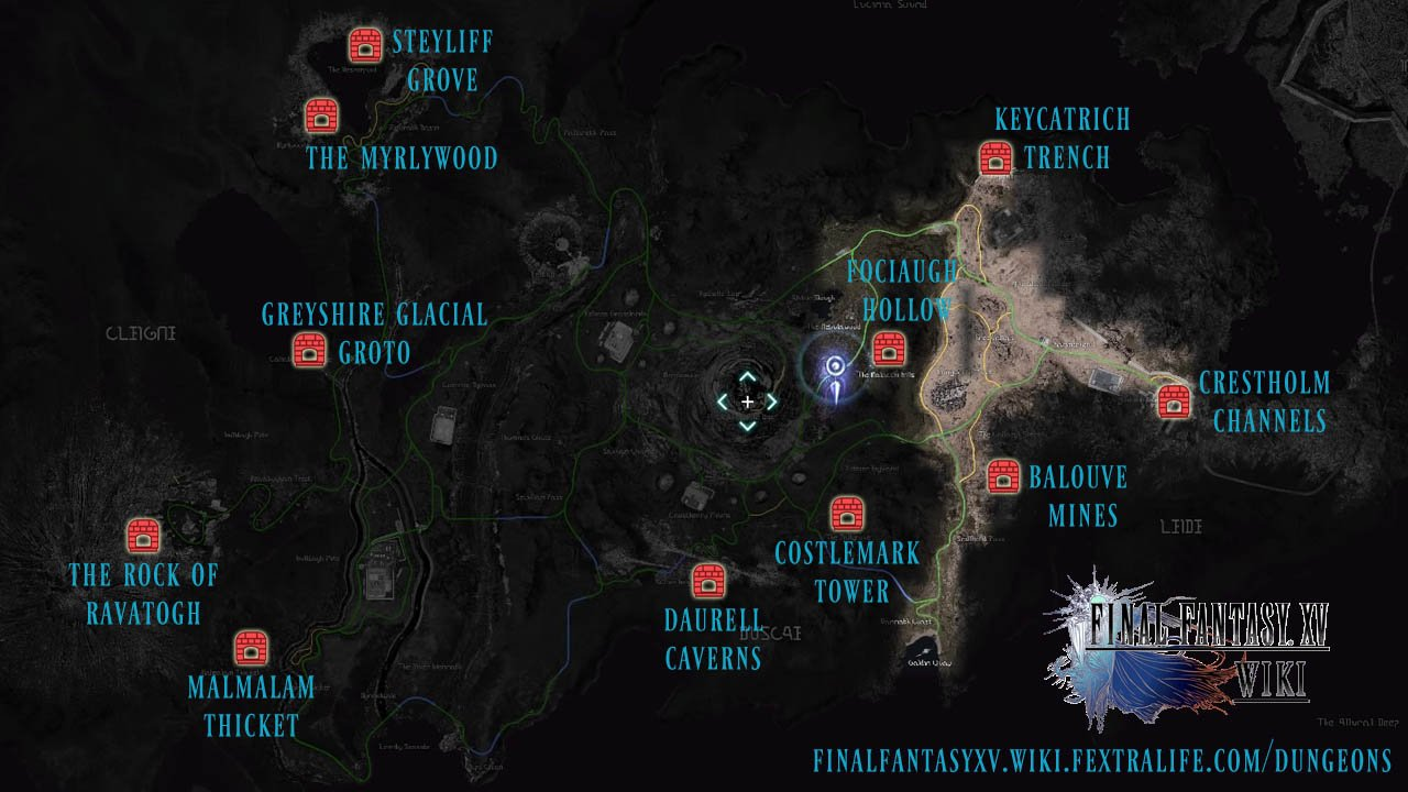 ffxv_dungeons_map